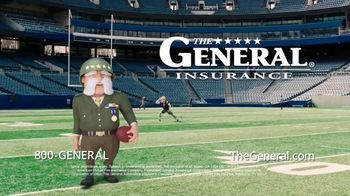 The General TV Spot, 'Field Goal' - Thumbnail 10
