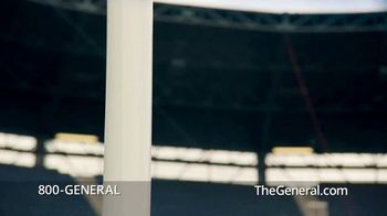 The General TV Spot, 'Field Goal' - Thumbnail 3