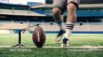 The General TV Spot, 'Field Goal' - Thumbnail 4