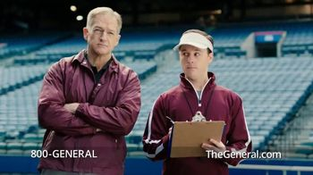 The General TV Spot, 'Field Goal' - Thumbnail 6