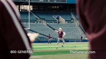 The General TV Spot, 'Field Goal' - Thumbnail 7