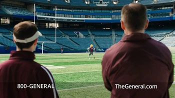 The General TV Spot, 'Field Goal' - Thumbnail 8