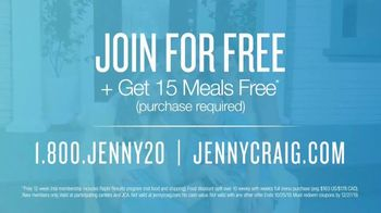 Jenny Craig TV Spot, 'Amanda: First Step' - Thumbnail 8