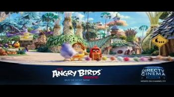DIRECTV Cinema TV Spot, 'The Angry Birds Movie' - Thumbnail 1