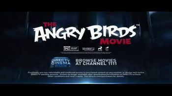 DIRECTV Cinema TV Spot, 'The Angry Birds Movie' - Thumbnail 8