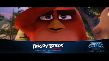 DIRECTV Cinema TV Spot, 'The Angry Birds Movie' - Thumbnail 3