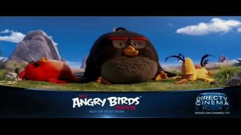 DIRECTV Cinema TV Spot, 'The Angry Birds Movie' - Thumbnail 4