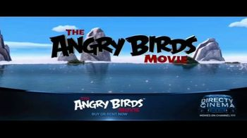 DIRECTV Cinema TV Spot, 'The Angry Birds Movie' - Thumbnail 6