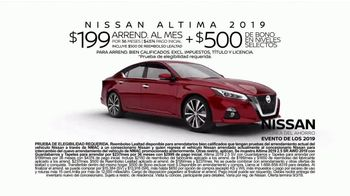 Nissan La Línea del Ahorro Evento de los 2019 TV Spot, 'La temporada de comprar' [Spanish] [T2] - Thumbnail 9