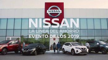 Nissan La Línea del Ahorro Evento de los 2019 TV Spot, 'La temporada de comprar' [Spanish] [T2] - Thumbnail 4