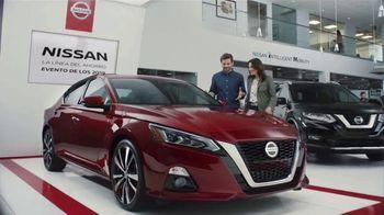 Nissan La Línea del Ahorro Evento de los 2019 TV Spot, 'La temporada de comprar' [Spanish] [T2] - Thumbnail 5