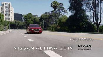 Nissan La Línea del Ahorro Evento de los 2019 TV Spot, 'La temporada de comprar' [Spanish] [T2] - Thumbnail 6