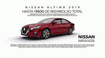 Nissan La Línea del Ahorro Evento de los 2019 TV Spot, 'La temporada de comprar' [Spanish] [T2] - Thumbnail 8