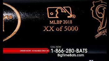 Big Time Bats TV Spot, 'Christian Yelich 2018 NL MVP Louisville Slugger Bat' - Thumbnail 5