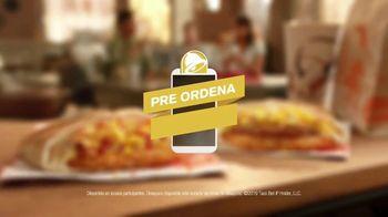 Taco Bell Breakfast Crunchwrap TV Spot, 'Tu despertador' [Spanish] - Thumbnail 9