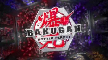 Bakugan Battle Planet TV Spot, 'Transform the Way You Battle' - Thumbnail 1