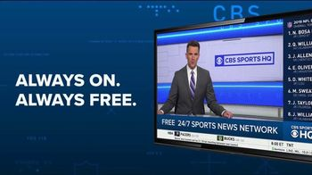 CBS Sports HQ TV Spot, 'News Without the Yelling' - Thumbnail 3