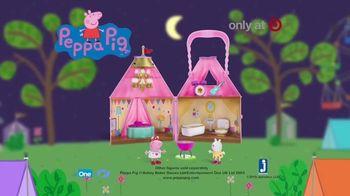 Peppa Pig Glamping Tent Playset TV Spot, 'Lots of Home Comfort' - Thumbnail 10