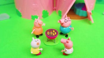 Peppa Pig Glamping Tent Playset TV Spot, 'Lots of Home Comfort' - Thumbnail 7