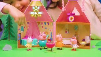 Peppa Pig Glamping Tent Playset TV Spot, 'Lots of Home Comfort' - Thumbnail 9