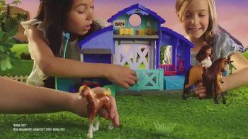 Spirit Riding Free Spirit & Lucky Grooming Paddock TV Spot, 'Always New Adventures' - Thumbnail 1