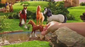 Spirit Riding Free Spirit & Lucky Grooming Paddock TV Spot, 'Always New Adventures'