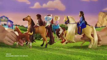 Spirit Riding Free Spirit & Lucky Grooming Paddock TV Spot, 'Always New Adventures' - Thumbnail 3