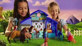 Spirit Riding Free Spirit & Lucky Grooming Paddock TV Spot, 'Always New Adventures' - Thumbnail 7