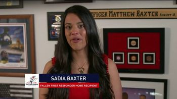 Stephen Siller Tunnel to Towers Foundation TV Spot, 'Baxter Family' Featuring Mark Wahlberg
