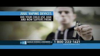 Handler Henning & Rosenberg LLP TV Spot, 'Juul Vaping Devices' - Thumbnail 2