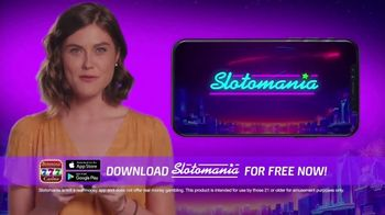 Slotomania TV Spot, 'Endless Thrills' - Thumbnail 1