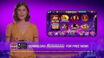 Slotomania TV Spot, 'Endless Thrills' - Thumbnail 4