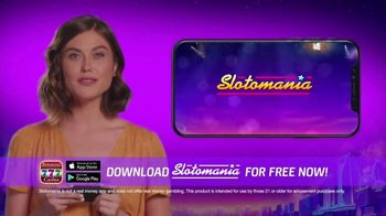 Slotomania TV Spot, 'Endless Thrills' - Thumbnail 7