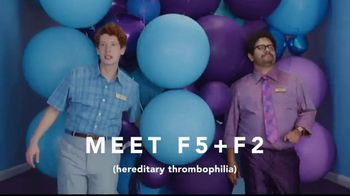 23andMe TV Spot, 'Meet Your Genes: F5 and F2'