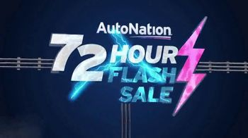 AutoNation 72 Hour Flash Sale TV Spot, 'Saving End In a Flash: 2019 Ford Escape SE' - Thumbnail 1
