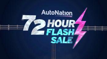 AutoNation 72 Hour Flash Sale TV Spot, 'Saving End In a Flash: 2019 Ford Escape SE' - 22 commercial airings