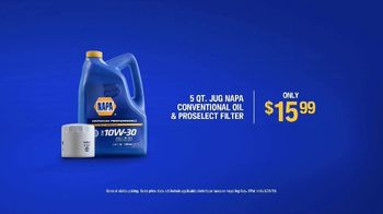 NAPA Auto Parts TV Spot, 'Heck of a Deal: Conventional Oil' - Thumbnail 4