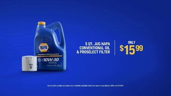 NAPA Auto Parts TV Spot, 'Heck of a Deal: Conventional Oil' - Thumbnail 5