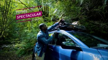 Honda Summer Spectacular Event TV Spot, 'One Tank Trips Sweepstakes: Unleash Your Wild Side' [T2] - Thumbnail 2