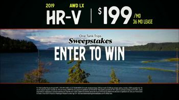 Honda Summer Spectacular Event TV Spot, 'One Tank Trips Sweepstakes: Unleash Your Wild Side' [T2] - Thumbnail 7