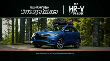 Honda Summer Spectacular Event TV Spot, 'One Tank Trips Sweepstakes: Unleash Your Wild Side' [T2] - Thumbnail 8