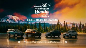 Honda Summer Spectacular Event TV Spot, 'One Tank Trips Sweepstakes: Unleash Your Wild Side' [T2] - Thumbnail 9