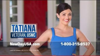 NewDay USA VA Guaranteed Cash Out Loan TV Spot, 'Not Just Your Credit Score' - Thumbnail 2