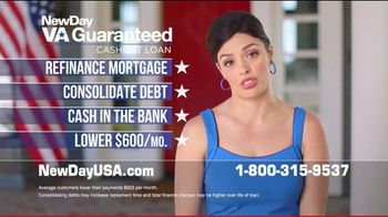 NewDay USA VA Guaranteed Cash Out Loan TV Spot, 'Not Just Your Credit Score' - Thumbnail 4