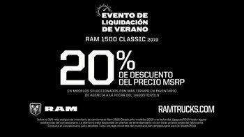 Ram Trucks Evento de Liquidación de Verano TV Spot, 'Our Journey: Ranchero' [Spanish] [T2] - Thumbnail 9