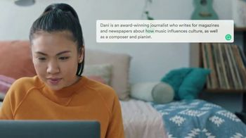 Grammarly TV Spot, 'Helping You Connect' - Thumbnail 5