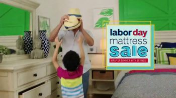 Ashley HomeStore Labor Day Mattress Sale TV Spot, 'Adjustable Sets' Song by Midnight Riot