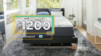 Ashley HomeStore Labor Day Mattress Sale TV Spot, 'Adjustable Sets' Song by Midnight Riot - Thumbnail 5