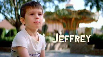Disney World Resort TV Spot, 'My Disney Day: Jeffrey' - 94 commercial airings