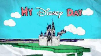 DisneyWorld Resort TV Spot, 'My Disney Day: Jeffrey' - Thumbnail 2